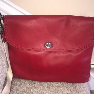 Cross body NEVER USED Coach bag